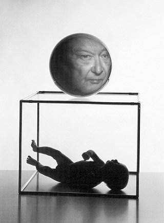 Lester Bookbinder 'Mirror:Baby'
