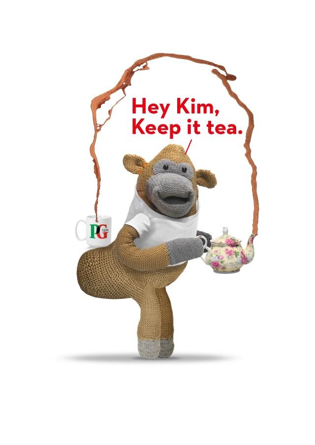 PG tips 'Kim', 5.