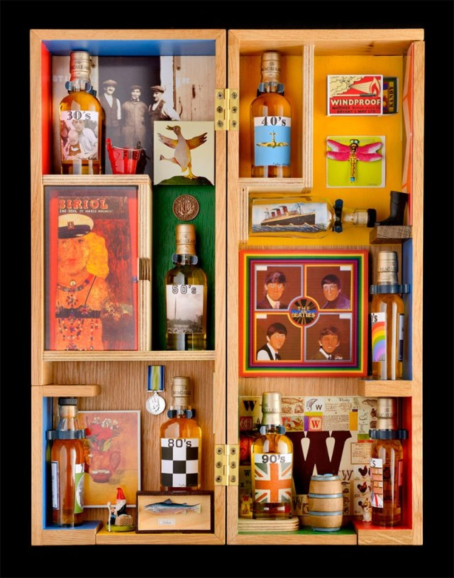 The Macallan:Peter Blake