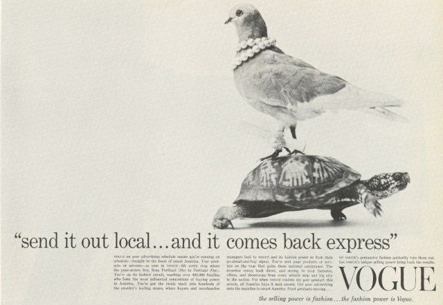 Vogue 'Pigeon', Lester Bookbinder, Dick Loew-01