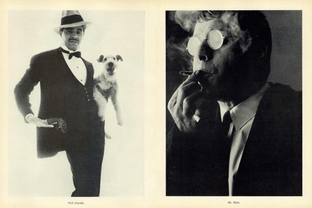 Howard Zieff 'Jerry Lewis 2', Esquire