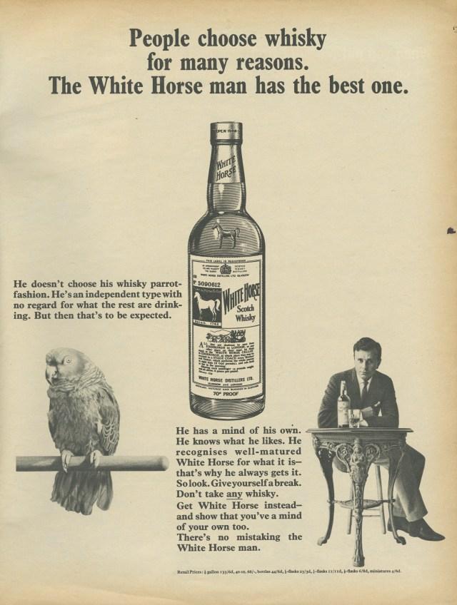 White Horse 'Pre-KMP', 1965-01