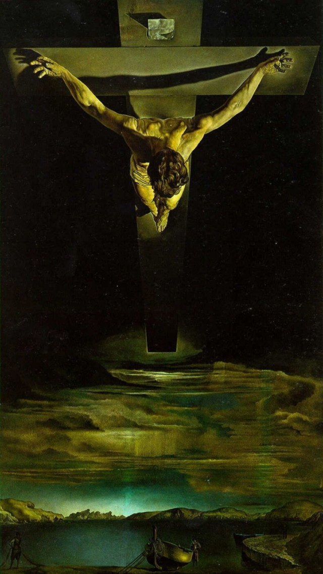 'Crucifixion 2' Dali.jpg