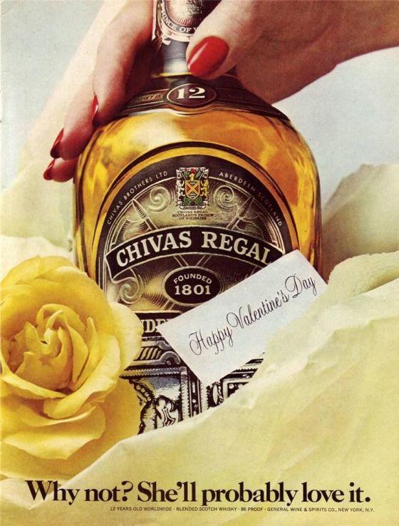 10. 'Why Not' Chivas Regal, DDB NY