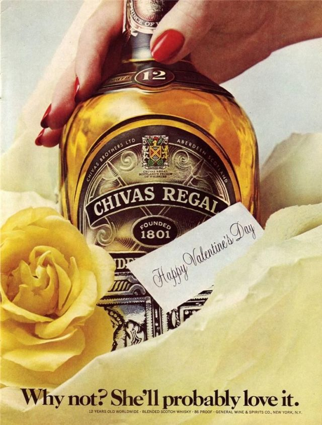 10. 'Why Not' Chivas Regal, DDB NY