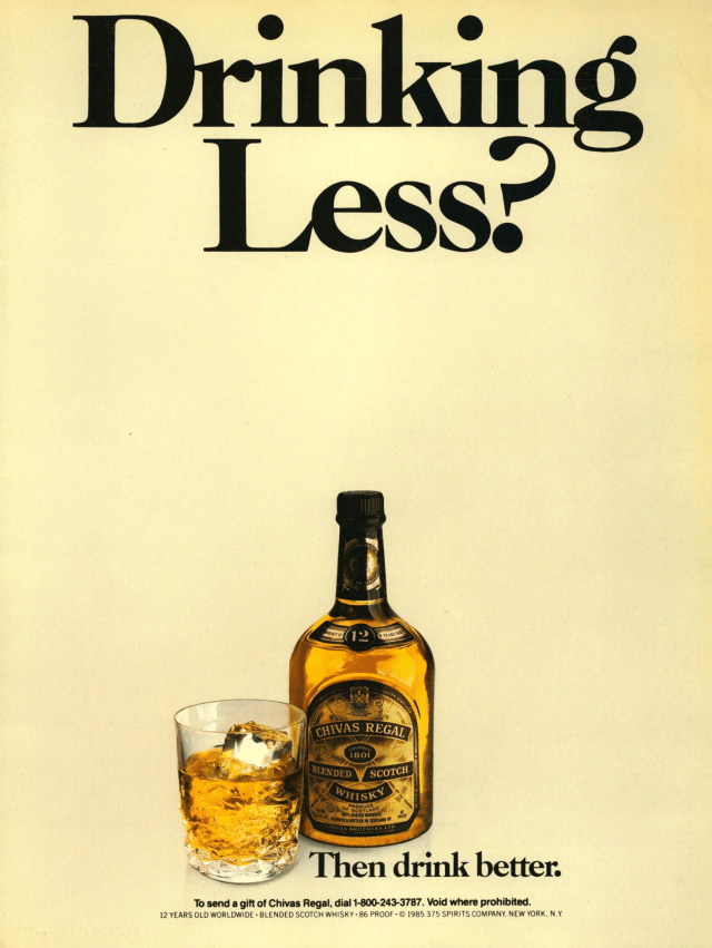 9. 'Drinking Less?' Chivas Regal, DDB NY.png