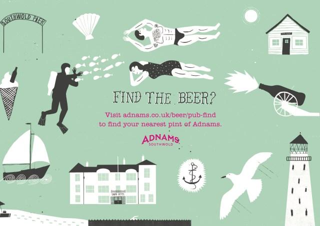 Adnams Press ads DPS 23.03.11, 'Find'