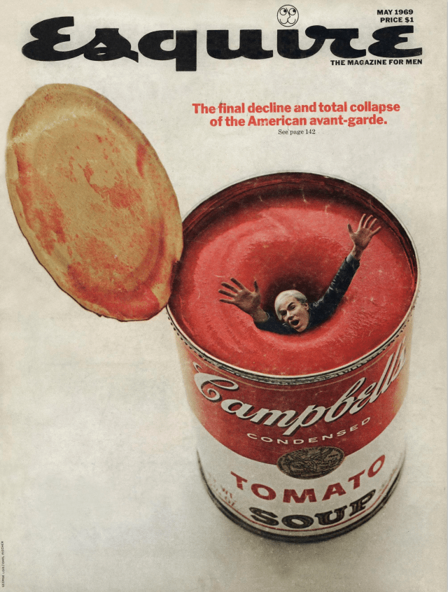 Esquire Cover 'Warhol Soup', May 1969.png