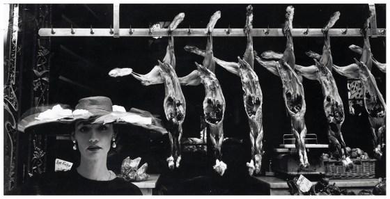 Chapeau-Choc, 1954