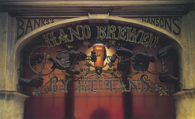 'Hand Brewed By Humans', Bank's, John Knight, TBWA.jpg