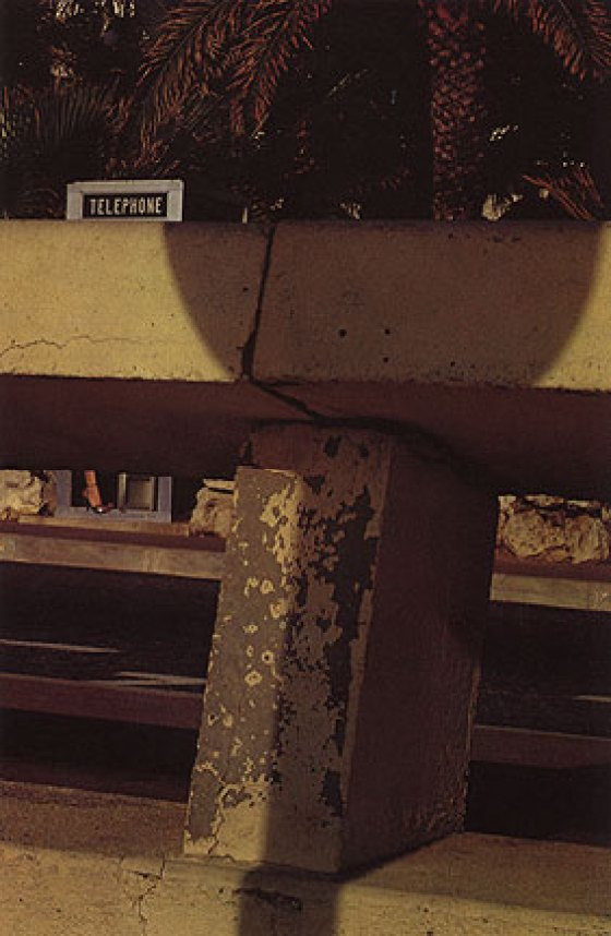 'Hidden Telephone Booth' Charles Jourdan, Guy Bourdain.jpg