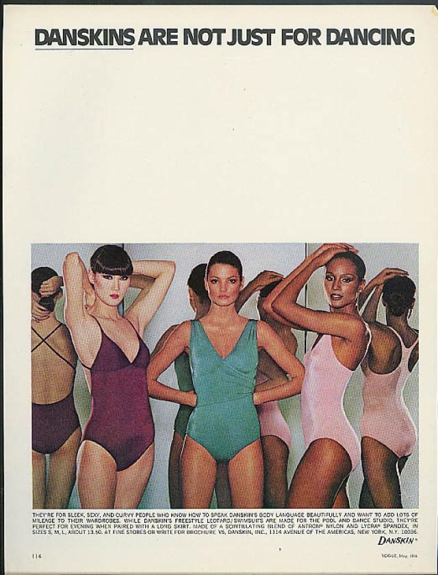 Jane Trahey, Danskins, 'Mirror.jpg