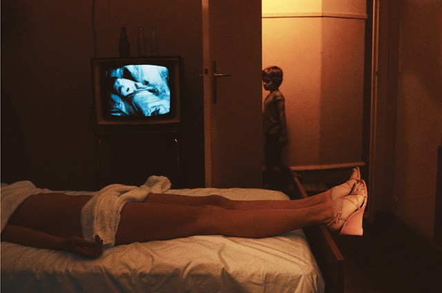 'Legs & Boy' Charles Jourdan, Guy Bourdain.jpg