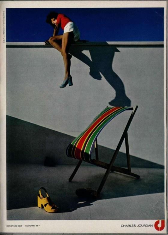 'Rainbow Deck Chair' Charles Jourdan, Guy Bourdain.jpg