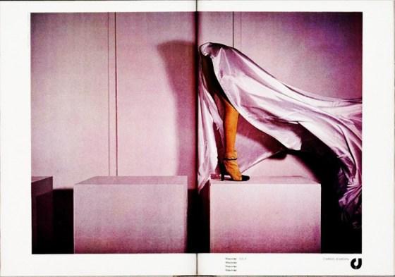 'Silk Sheet' Charles Jourdan, Guy Bourdain.jpg