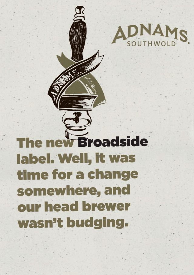 'The New Broadside Label' Broadside, Adnams.png