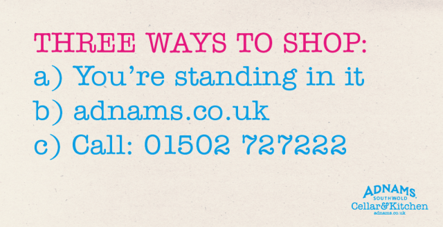 'Three Ways To Shop' Cellar & Kitchen, Adnams.png