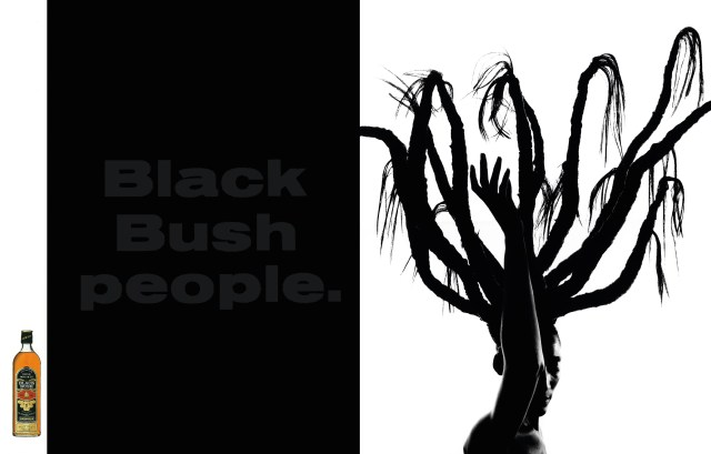 '4' BlackBush, Mark Reddy, BMP-01