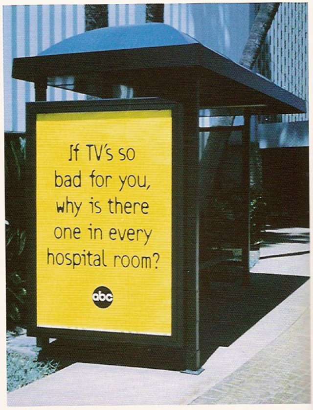 'If TV's So Bad', In-Situ, ' ABC, Chiat Day.jpg