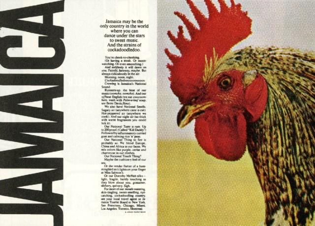 'In Jamaica,' Jamaica, Robert Freson, DDB NY-01