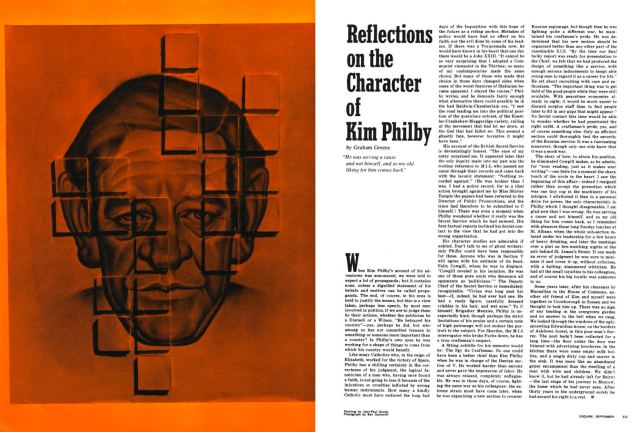 Jean Paul Goude 'Kim Philby', Esquire.png