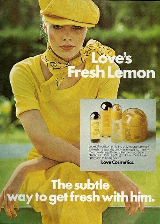 'Love's Fresh Lemon' Love Cosmetics, WRG.jpg