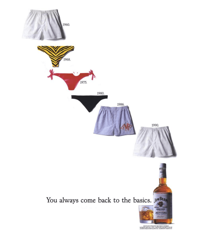 'Pants**' Jim Beam, Fallon McElligott.png