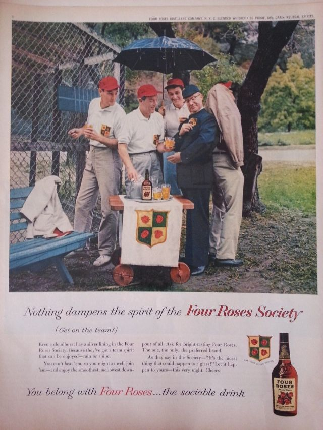 'Rain' Four Roses Society, Howard Zieff