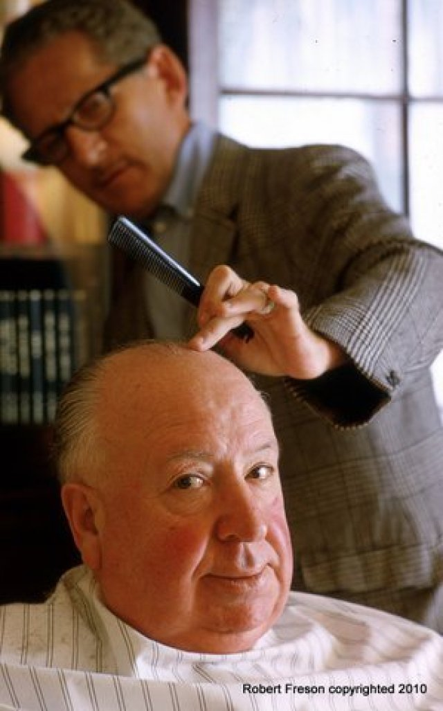 Robert Freson 'Hitchcock Hair Cut'.jpg