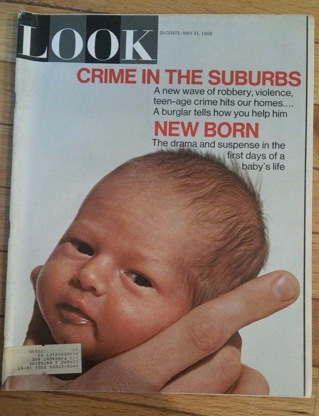 Robert Freson 'Look Cover - New born'.JPG