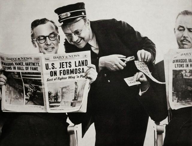 'Tickets.Daily News, Howard Zieff