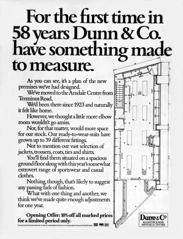 'For The First' Dunn & Co, Graham Fink, CDP.jpg
