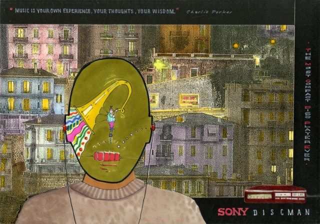 Sony 'Own Experience', Student