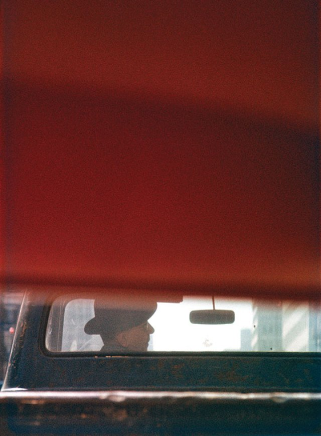 2. 'Red Thing' Saul Leiter:Dave Dye