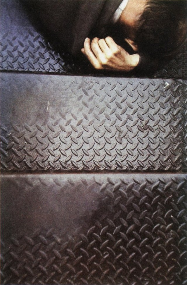 3. 'Steps', Saul Leiter:Dave Dye