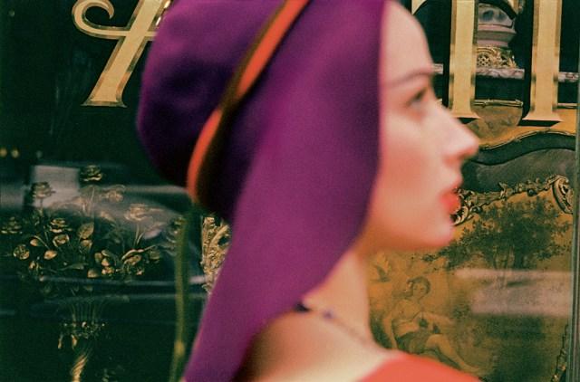 4a. ', Saul Leiter:Dave Dye