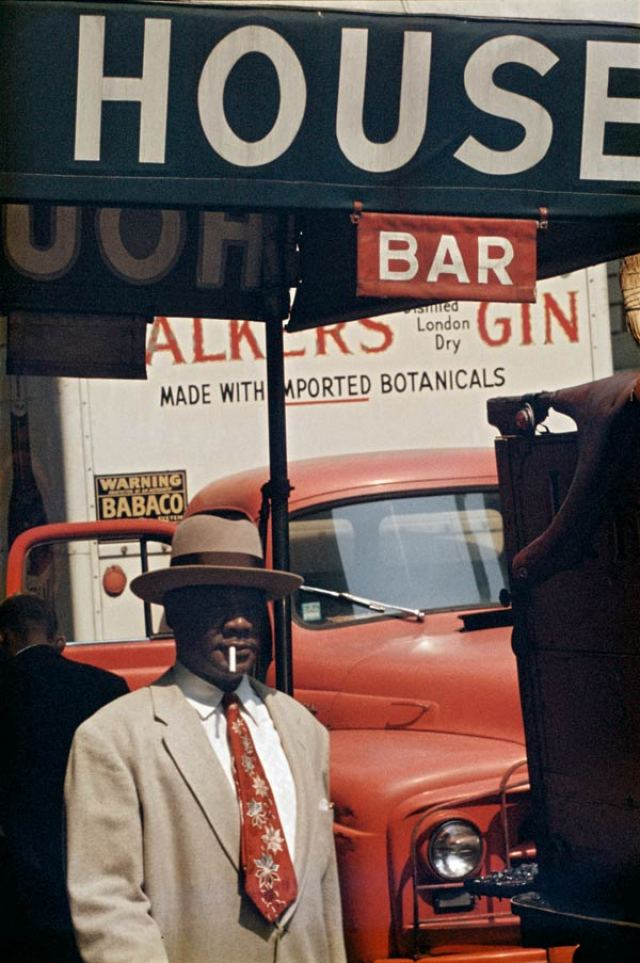 5. 'House -1960', Saul Leiter:Dave Dye