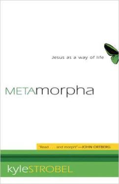 Cover of Kyle Strobel's book Metamorpha
