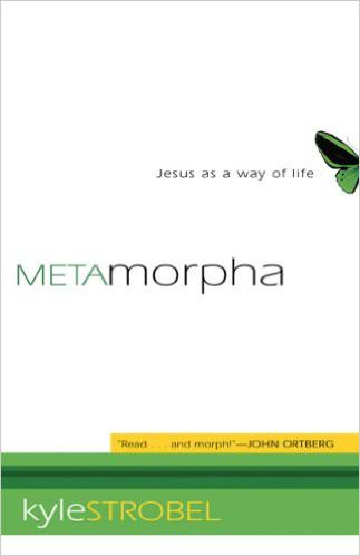 Cover of Kyle Strobel's book Metamorpha