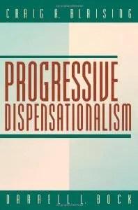 Cover of Progressive Dispensationalism