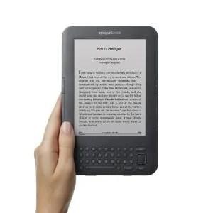 Photo of Amazon Kindle