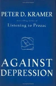 """Cover of """"Against Depression"""""""