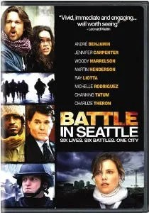"Cover of ""Battle in Seattle"""