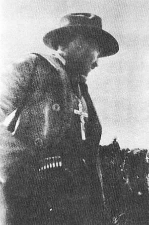 General Enrique Gorostieta y Velarde de Cristero