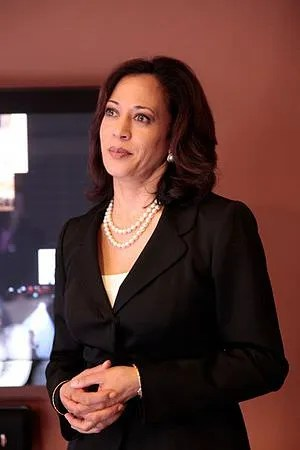 San Francisco District Attorney Kamala Harris