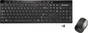 Dynex Wireless Keyboard and Mouse DX-WLC1401.