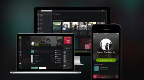 Spotify Client Apps