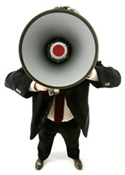 shout megaphone