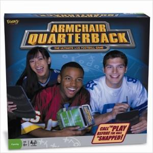 Armchair Quarterback game