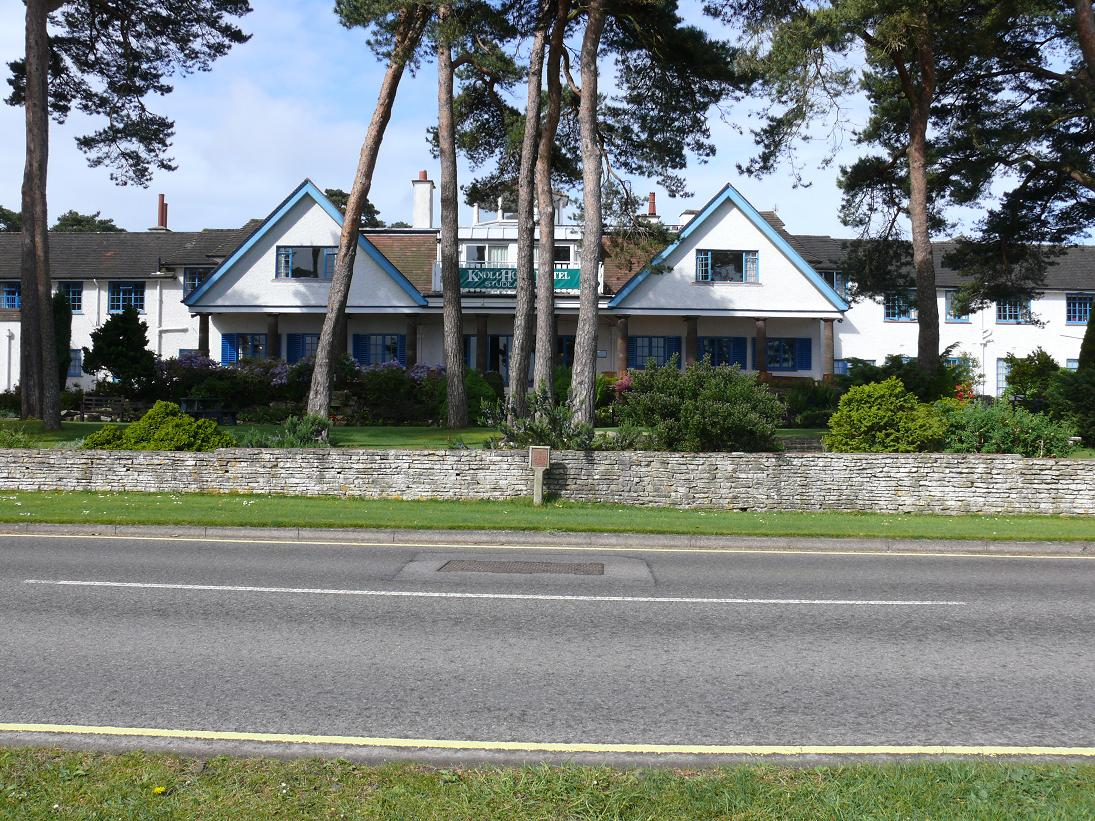 The Knoll House Hotel